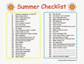 summer ideas east coast mommy summer bucket lists