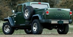 Jeep Truck 2014 2014 Jeep Gladiator Truck Specs Reviews On The