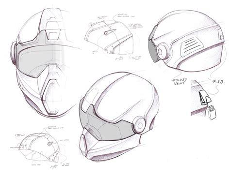 helmet design pdf helmet designs by aaron abbott at coroflot com