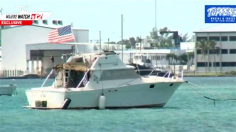 boat registration palm beach county cbs12 uncovers 2 derelict boats have valid registration wpec