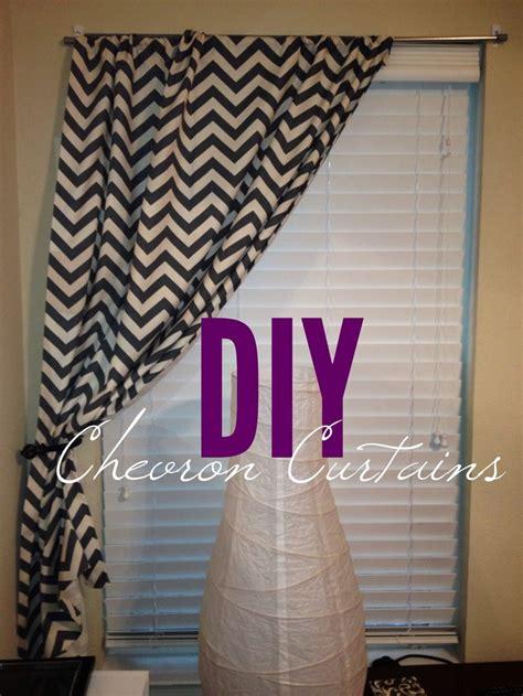 hobby lobby chevron curtains diy no sew curtains buy fabric from hobby lobby measure