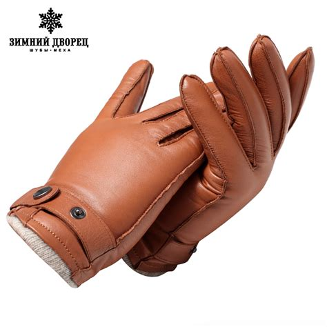 1 6 Bendable Glove genuine leather mittens top grade gloves fashion leather gloves vintage driving gloves warm