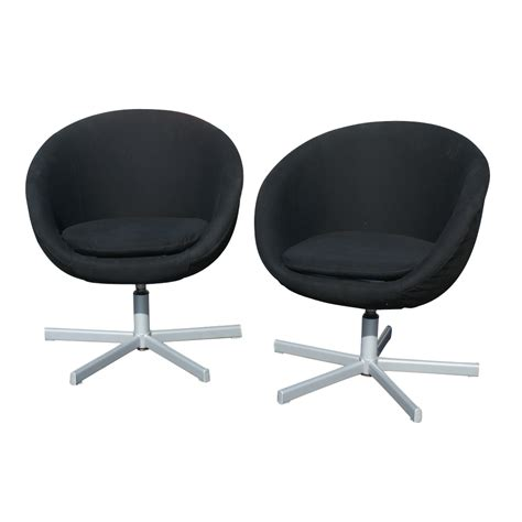 Skruvsta Swivel Chair by Welcome To Metro Retro