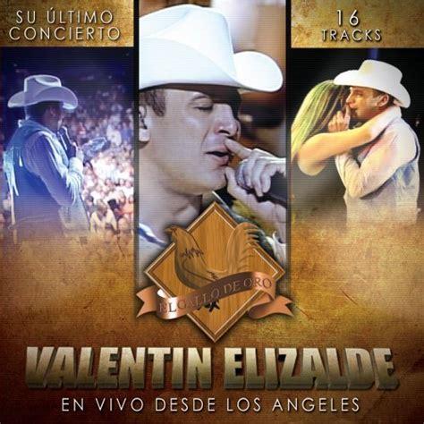 valentin elizalde en vivo valentin elizalde cover arts from zortam