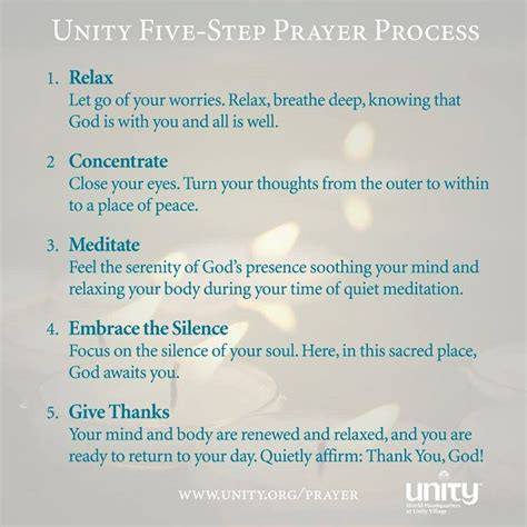 thriving in god s seven powerful steps to heal soul and spirit after breast cancer books meditation as prayer unity church silent unity unity