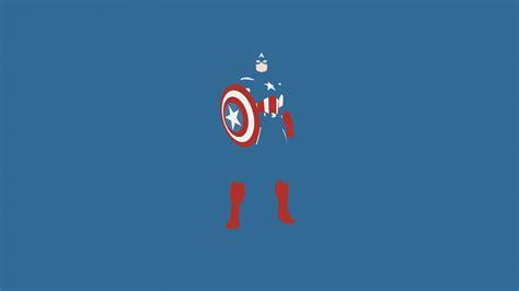 Captain America Walpaper R0011 Zenfone 3 Max 5 5 Print 3d captain america marvel comics minimalism hd wallpaper
