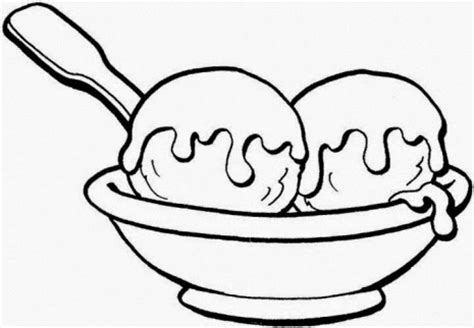 coloring page ice cream sundae 8 ice cream sundae coloring pages