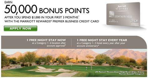 Marriott Business Credit Card