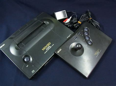 neo geo home console snk neo geo aes console system neogeo blood ver n