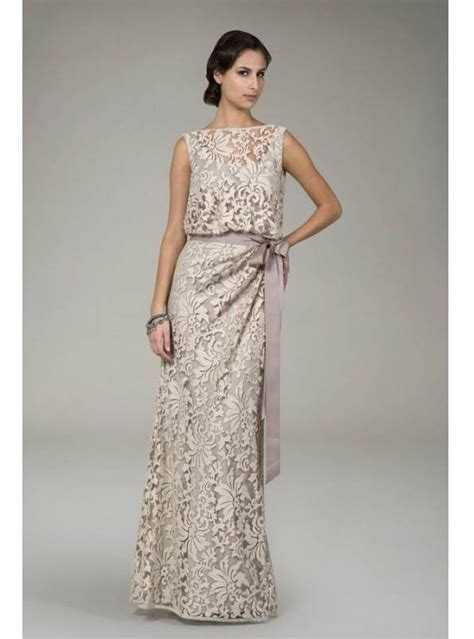 5 styles of lace evening dress