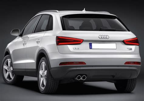Q3 Audi India Price by The Audi Q3 Could Arrive Into India By Early 2012