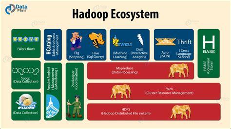 hadoop ecosystem diagram hadoop ecosystem and their components a complete