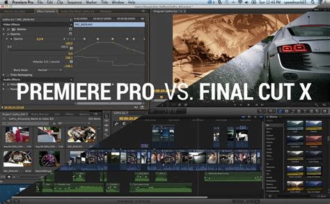 adobe premiere pro vs final cut fcp x vs premiere pro which platfrom is better at