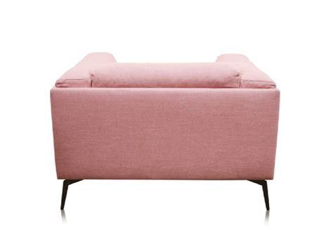 light pink armchair retro design modern light pink beige funky longue chair