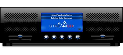 internet music submit your station to internet radio directories