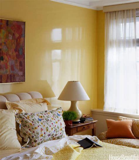 warna ceria kamar tidur rumah gaya