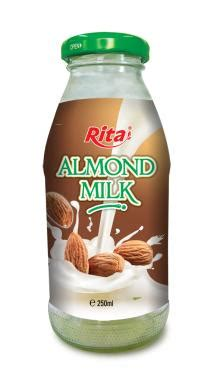 M Lk Almond Almond Milk 350ml 350ml bottle almond milk products 350ml bottle almond milk supplier