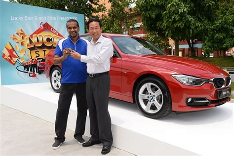 odds to win bmw chionship lucky defies odds to win prize of bmw 316i with