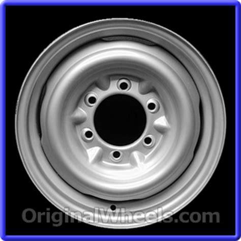 Toyota Truck Bolt Pattern Wheel Part Number 69202b