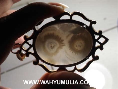 Batu Mulia Akik Cincin Liontin liontin batu akik angka delapan 8 asli kode 536 wahyu