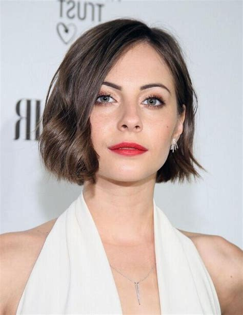 short cuts that slims a roundface for women over 50 20 inspirations of short hairstyles for curvy women