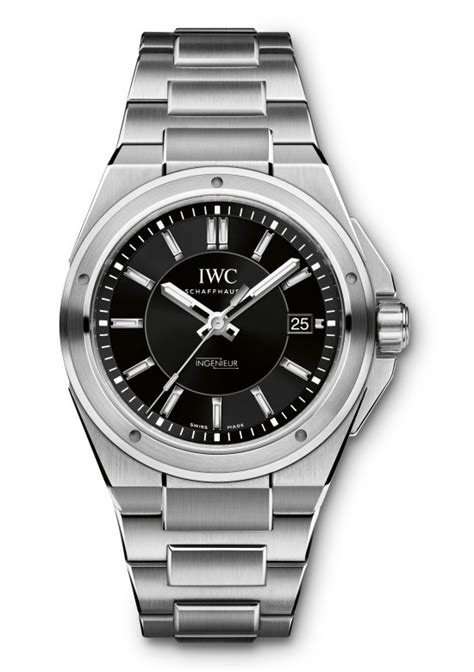 Iwc Ingenieur by Sihh 2013 Preview New Iwc Ingenieur Automatic Watches