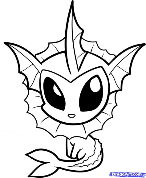 pokemon vaporeon coloring pages coloring book pikachu chibi pokemon coloring pages images pokemon images