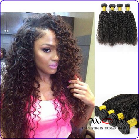 black curly kinky sew in sew ins full sew in weave and sew in hairstyles on pinterest