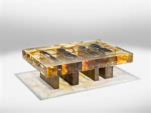 furniture in resin by nucleo daniella on design