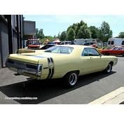 1970 Chrysler Newport  Information And Photos MOMENTcar