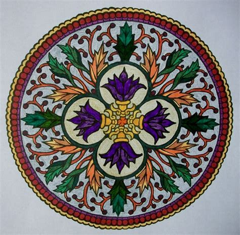 mandala coloring book with markers 109 best coloring images on colored