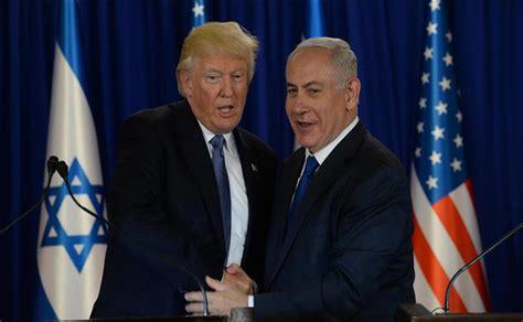 donald trump dan israel palestina gugat trump dan pm israel di mahmakah pidana