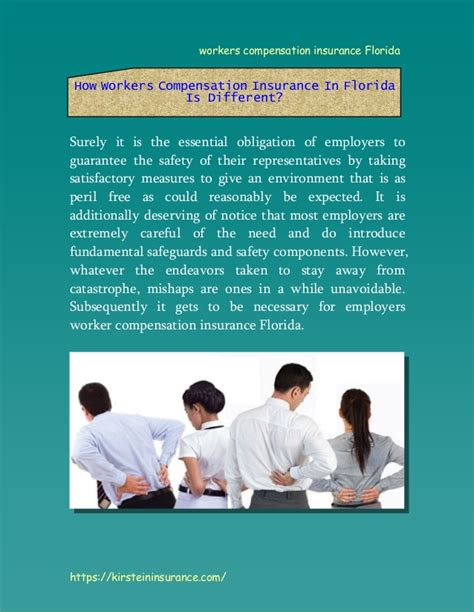 Florida Workers Compensation Search How Workers Compensation Insurance In Florida Is Different