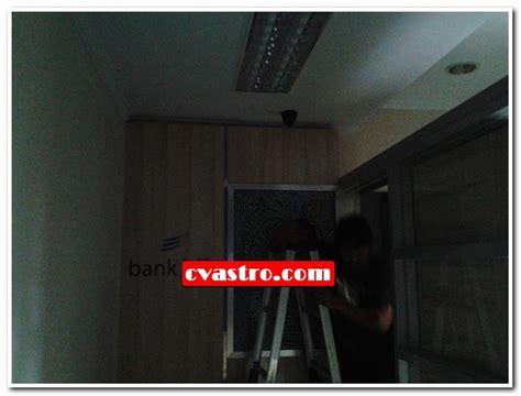 Cctv Bali pemasangan instalasi cctv bali bank bjb