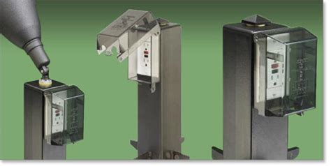 outdoor l post with outlet arlington industries gp19b 1 gard n post outdoor landscape