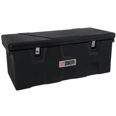 tractor supply co. heavy duty poly utility storage box, 44