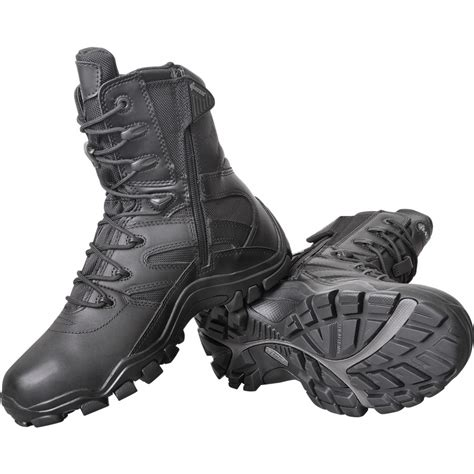 Airsoft Outdoor Delta Tactical Boot 8 Inchi shop for bates delta ics comfort 8 quot side zip security boots from niton999