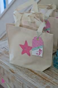 Birthday Favor Bags Ideas by Personalized Birthday Goodie Bags By Beau Coup