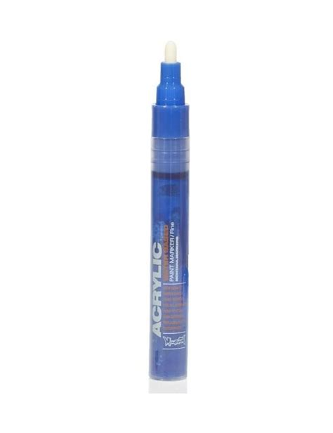 acrylic paint marker montana gold 2mm acrylic paint marker shock blue
