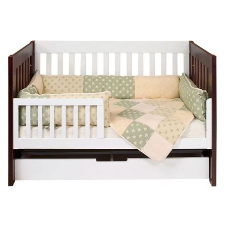 Crib Alternatives by Mercer 3 In 1 Convertible Crib Features Various Functional