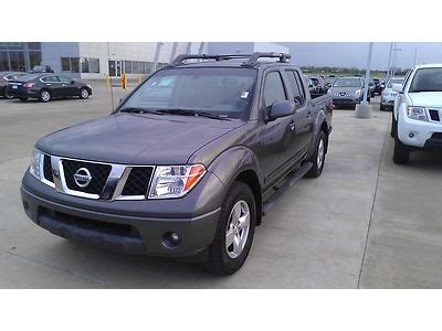 how to sell used cars 2006 nissan frontier sell used 2006 nissan frontier se crew cab no reserve in oklahoma city oklahoma united states