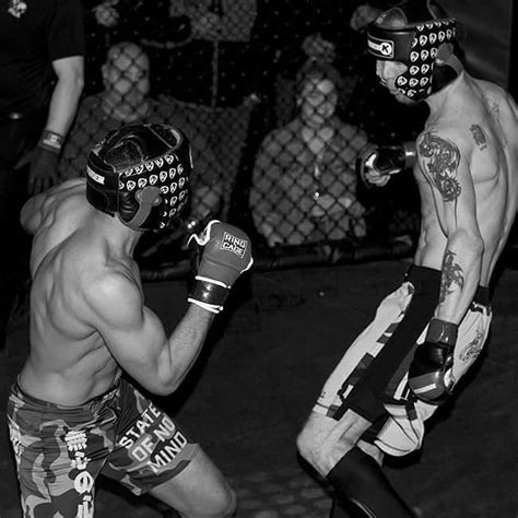 Mma Or Mba by Kyran Cameron At The Oga Provincial Mma Chionships