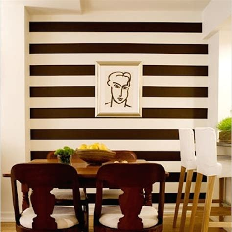 striped wall stickers stripes wall decals stripes for walls trendy wall designs