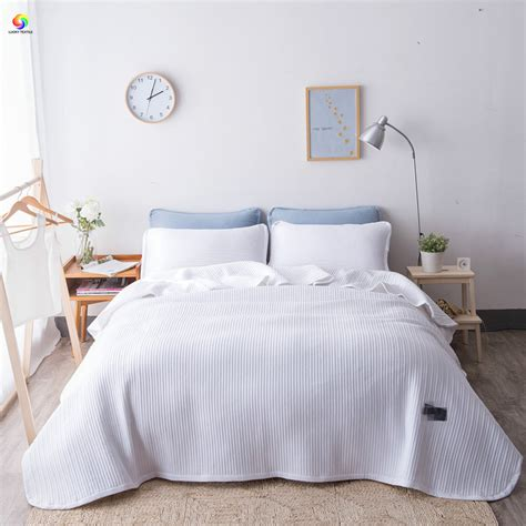 blue white striped comforter online get cheap blue white striped comforter aliexpress