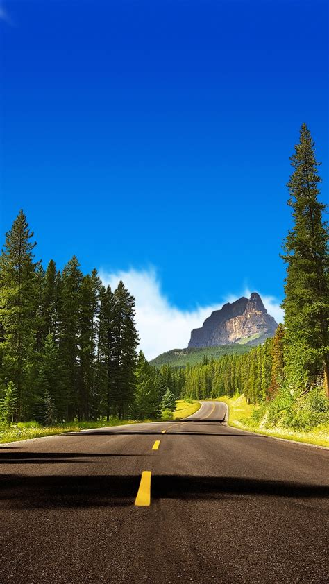 wallpaper iphone 6 road 70 beautiful nature landscape iphone 6 wallpaper free to