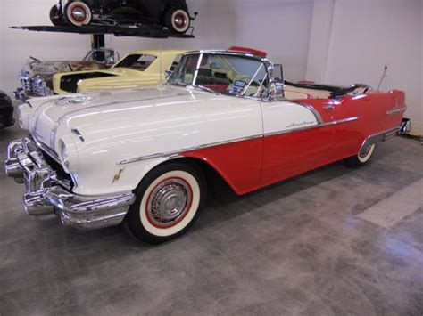 1956 pontiac chief convertible for sale pontiac starchief for sale hemmings motor news