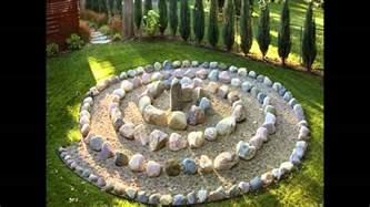 stunning stone garden design ideas youtube stone art 3d garden design youtube