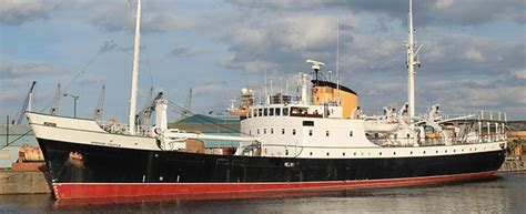 boat sales edinburgh the royal yacht britannia acquired the iconic heritage