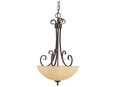country pendant lighting trans globe lighting country rubbed bronze