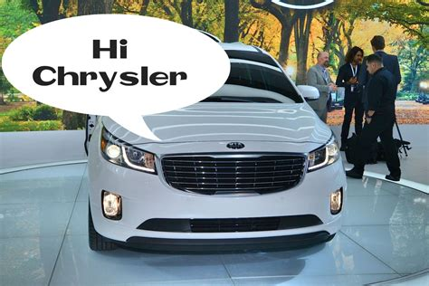 Kia Is From What Country by 2015 Kia Sedona Looks Ready To Take On The Town Country